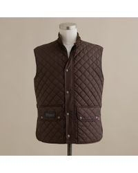J.Crew | Brown Belstaff® Body Warmer Gilet for Men | Lyst