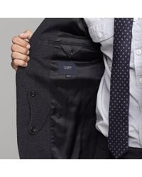 J.Crew | Gray Ludlow Three-button Suit Jacket with Double-vented Back in Thornproof Wool for Men | Lyst