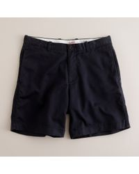J.Crew | Blue 7 Essential Chino Short for Men | Lyst
