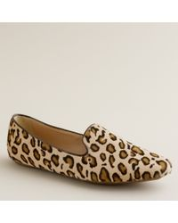 J.Crew | Multicolor Darby Calf Hair Loafers | Lyst