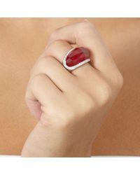 Stephen Webster | Red Crystal Haze Ring | Lyst