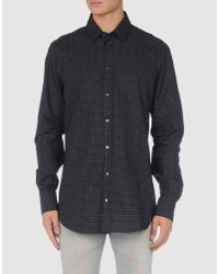 Dolce & Gabbana | Black Shirt for Men | Lyst