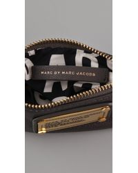 Marc By Marc Jacobs | Black Classic Q Key Pouch | Lyst