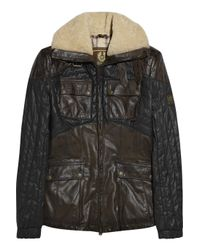 Belstaff | Brown Foxhall Lady Jacket | Lyst