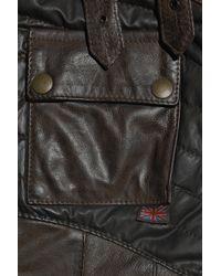 Belstaff | Black Foxhall Lady Jacket | Lyst