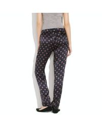 Madewell - Blue Alexa Chung For Valentine Pajama Pants - Lyst
