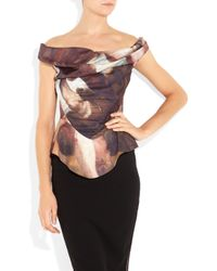 Vivienne Westwood Anglomania | Multicolor Marghi Top | Lyst