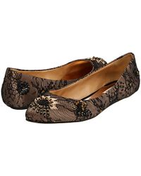 Badgley Mischka - Brown Sindee - Lyst