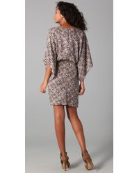 The Addison Story - Multicolor Kimono Sleeve Dress - Lyst