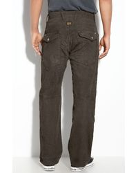 G-Star RAW   Brown General Loose Fit Utility Pants for Men   Lyst