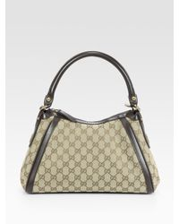 Gucci | Natural Scarlett Small Hobo Bag | Lyst