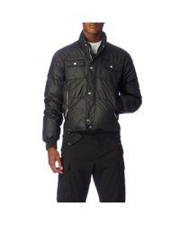 DSquared² - Black Padded Jacket for Men - Lyst