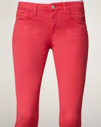 Joe's Jeans | Skinny Pants, Virtual Pink | Lyst