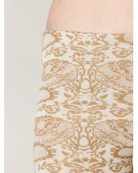 Free People | Natural Poconos Sweater Legging | Lyst