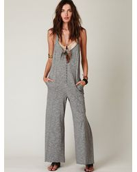 Free People | Black Island Hopper | Lyst