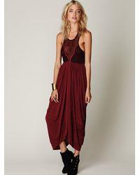 Free People | Multicolor Fp New Romantics Adriatic Queen Dress | Lyst