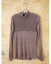 Free People | Multicolor Vintage Missoni Turtleneck | Lyst