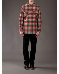 Pendleton | Brown Rider Shirt for Men | Lyst