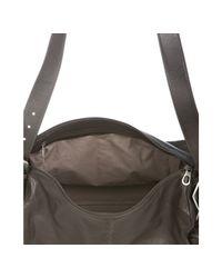 Bottega Veneta | Black Ebano Intrecciato Leather Duffel Bag for Men | Lyst
