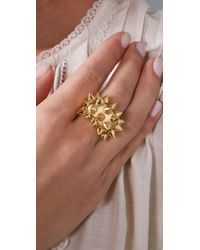 CC SKYE   Metallic Wicked Ring   Lyst