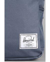 Herschel Supply Co. - Blue Varsity Backpack in Navy/khaki for Men - Lyst