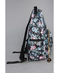LeSportsac - Blue Functional Nylon Backpack - Lyst