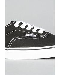 Vans - Black Lpe for Men - Lyst