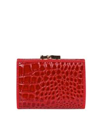 Vivienne Westwood | Red Chancery Clip Purse | Lyst