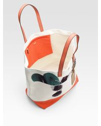 Anya Hindmarch - Multicolor Natural Beach Tote - Lyst