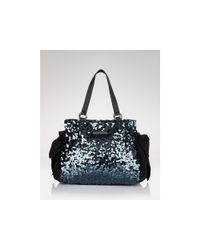 Juicy Couture - Blue Star Shine Ms. Daydreamer Tote - Lyst