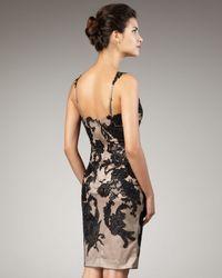 Mandalay | Black Two-tone Lace Dress | Lyst