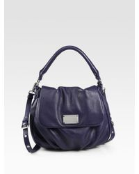 Marc By Marc Jacobs | Blue Classic Q Lil Ukita Hobo | Lyst