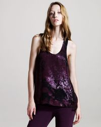 Rag & Bone | Bahia Top -purple | Lyst