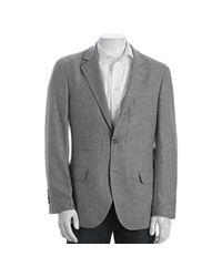 Brunello Cucinelli | Gray Grey Cashmere-silk 3-button Blazer for Men | Lyst