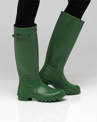 Barbour | Green Town and Country Boot | Lyst