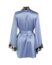 Myla | Purple Isabella Short Robe | Lyst
