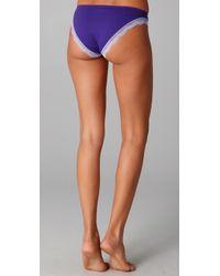 Calvin Klein - Purple Ck One Sugar & Spice Bikini Briefs - Lyst