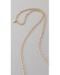 Belle Noel - Metallic Star Deco Locket Necklace - Lyst