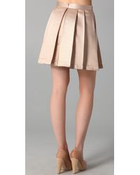 Club Monaco - Natural Angela Skirt - Lyst