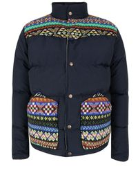 Penfield | Blue X Jamiesons Gillman Navy Jacket for Men | Lyst