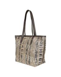 Ferrè Milano | Brown Cristallo - Signature Tote Bag | Lyst