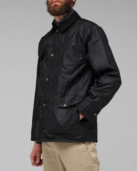 Filson | Black Cover Cloth Weekender Coat for Men | Lyst