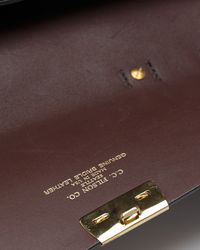 Filson - Brown Leather Field Satchel for Men - Lyst