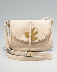 Marc By Marc Jacobs | Natural Petal To The Metal Pouchette, Stone | Lyst