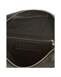 Balenciaga | Black Lambskin Crossbody Bag for Men | Lyst
