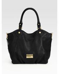 Marc By Marc Jacobs - Black Classic Q Fran Tote Bag - Lyst