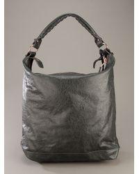 Balenciaga | Gray Giant Day Bag | Lyst