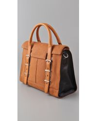 Botkier | Brown Eden Satchel | Lyst