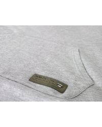DIESEL | Gray Scuby Grey Marl Sweat for Men | Lyst
