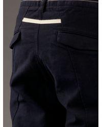 Folk - Black Classic Chino Trouser for Men - Lyst